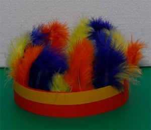 couronne-plumes